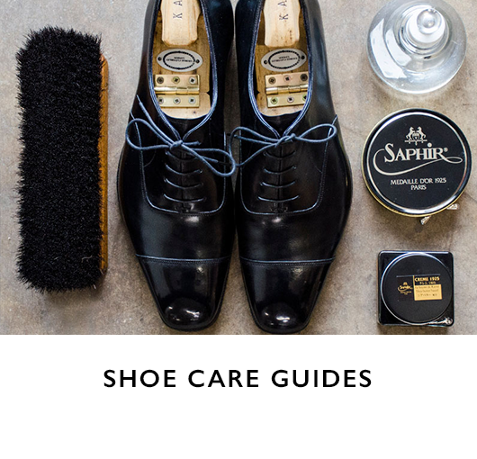 Shoe Shine Guide
