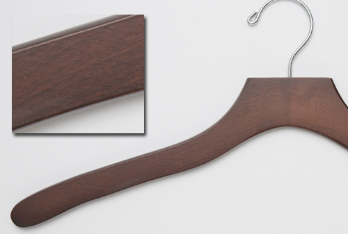 The Alfred Finish Luxury Shirt Hanger