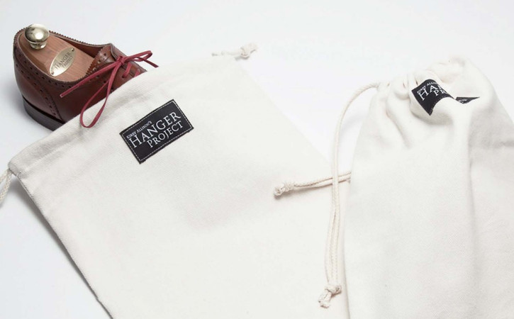 Cotton Shoe Bag