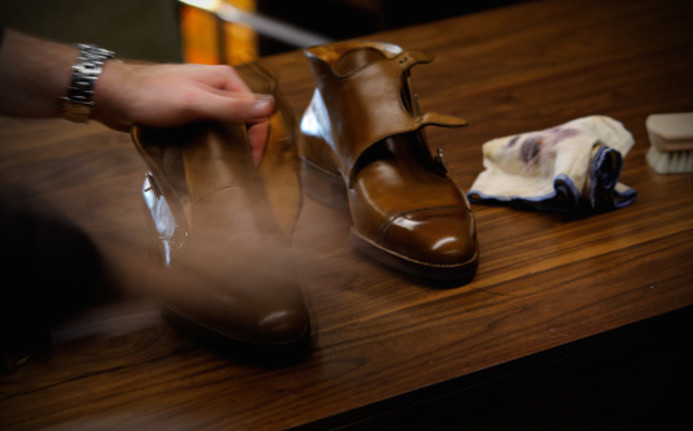 Daily Shoe Care for Calfskin