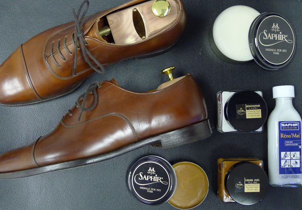 presidential shine luxury shoe care guide