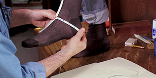 Texas Traditions Cowboy Boot Fitting