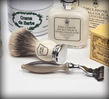 Luxury Wet Shaving